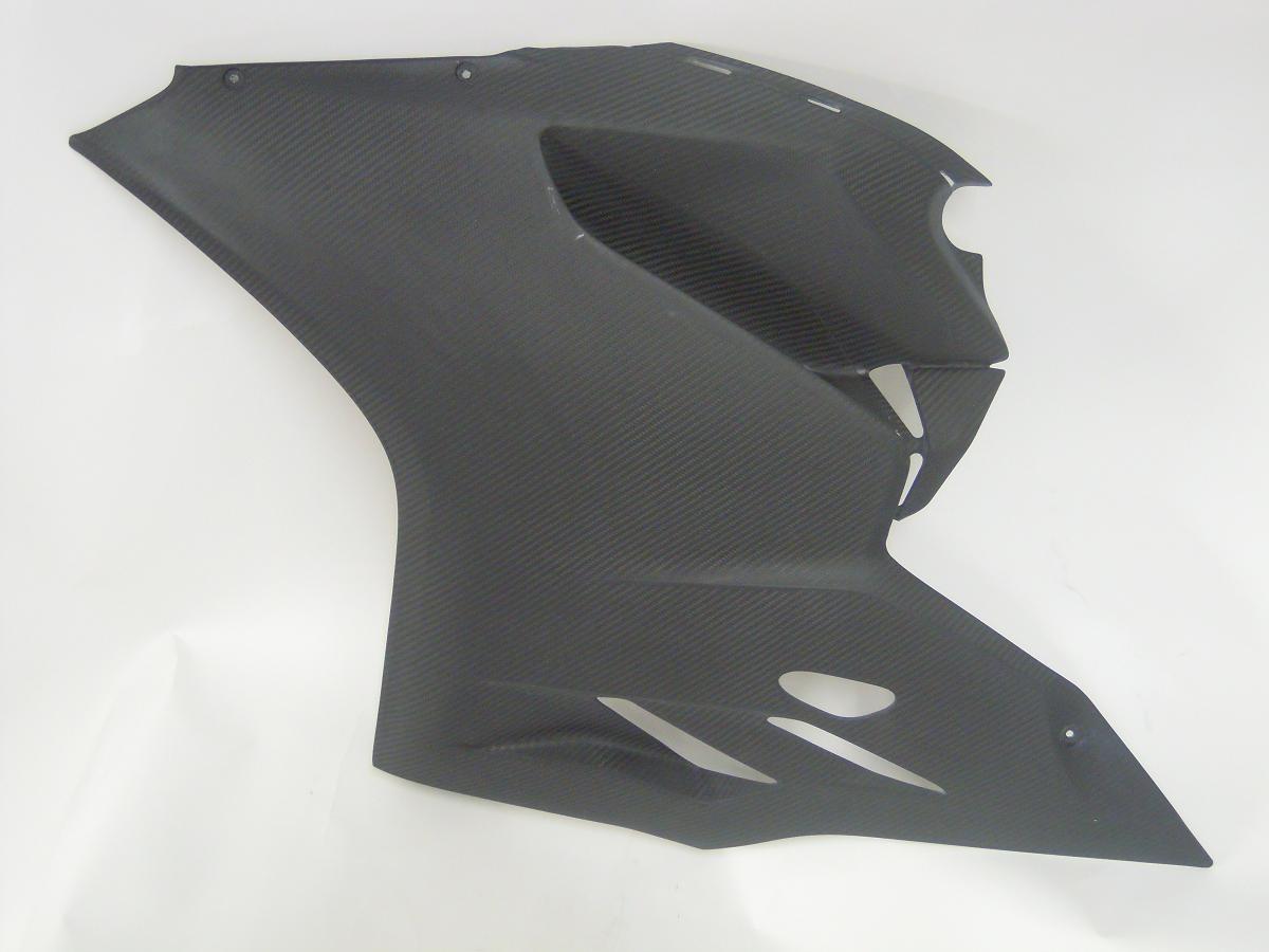 Ducati Panigale 1199 Verkleidungsseitenteile links+rechts racing