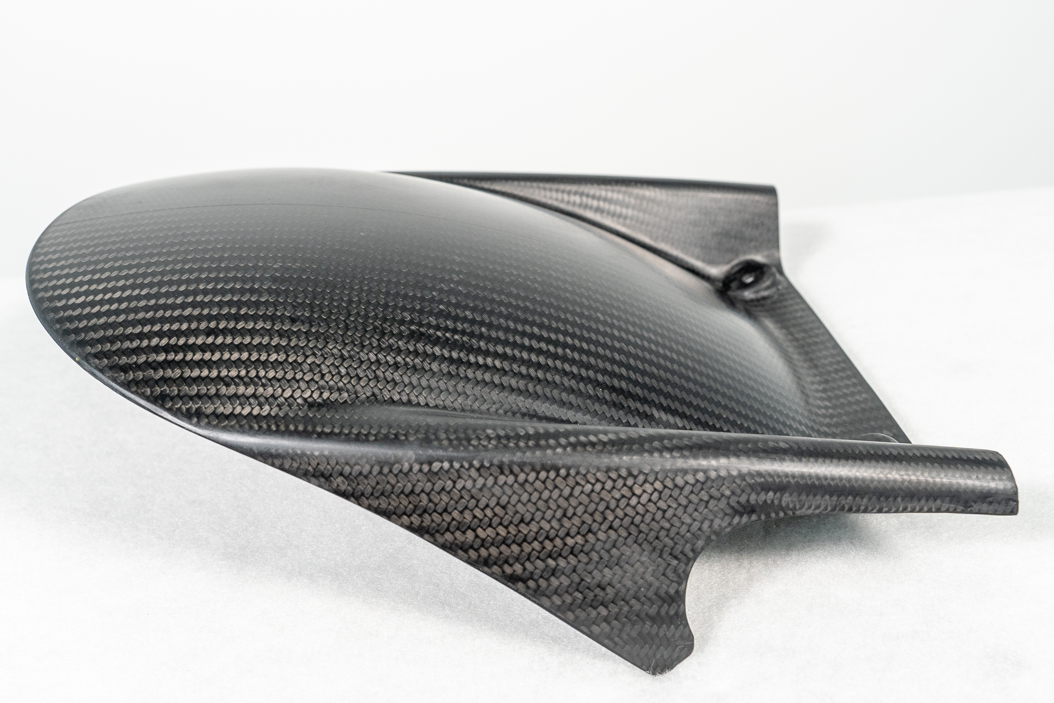 Aprilia RSV4 RF Kotflügel hinten CFK