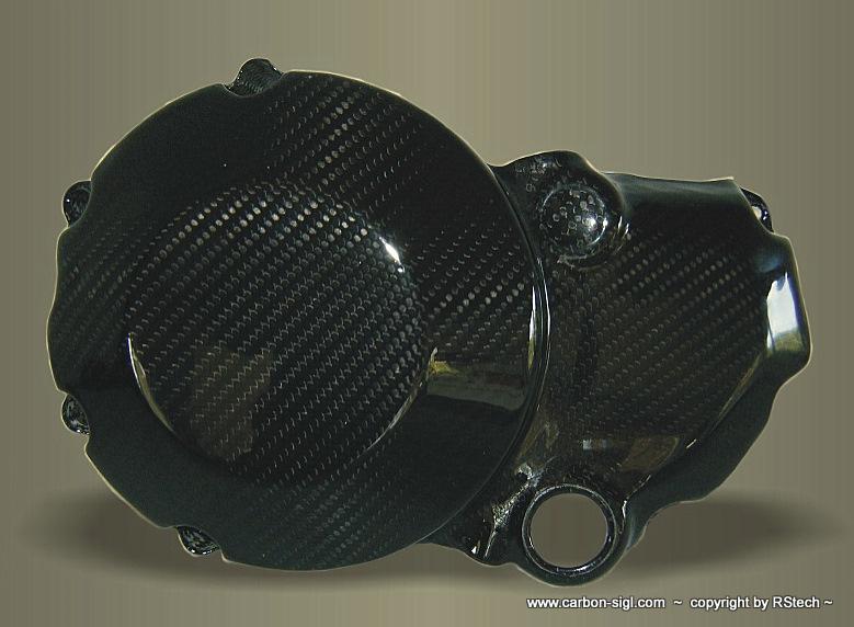 Ducati 848 Kupplungsgehäuseabdeckung